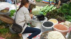 Giá thực phẩm tăng theo thời tiết