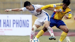 Trước vòng 17 V.League 2012: Dốc sức để thoát cửa tử