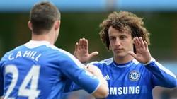 Cahill, Luiz trở lại trận chung kết Champions League