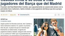 Casillas không mời C.Ronaldo ăn cưới?