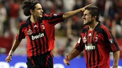 Gattuso và Inzaghi quyết định chia tay Milan
