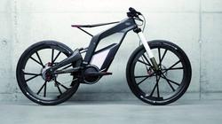 """Xe đạp điện Ebike kiểu dáng """"siêu tưởng"""""""