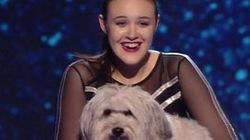 Clip: Xem quán quân Got Talent... ngoáy đuôi nhảy múa