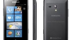 Samsung ra mắt điện thoại giá rẻ Omnia M