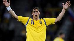 Thụy Điển chốt danh sách dự Euro 2012