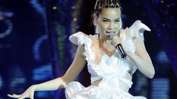 Hồ Ngọc Hà lái siêu xe, phi thẳng lên sân khấu