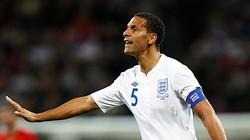 Anh chốt danh sách dự Euro 2012: Vắng Rio Ferdinand