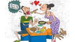 Vợ chiều chồng và những pha dở khóc cười