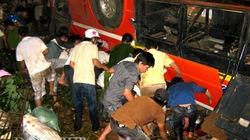 Trắng đêm cứu hộ tai nạn xe khách thảm khốc ở Đăk Lăk