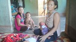 Bị cắt hộ nghèo vì sinh đông con