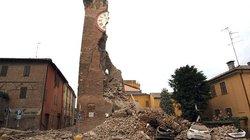 Miền bắc Italia rung chuyển bởi động đất