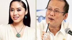 Tổng thống Philippines chia tay mỹ nhân Hàn Quốc?