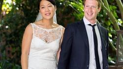 CEO Facebook Zuckerberg bất ngờ kết hôn