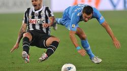 Đánh bại Juve, Napoli vô địch Copa Italia