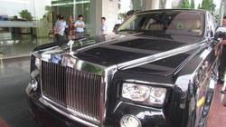 Rolls-Royce Phantom rồng về với đại gia phố núi Hương Khê