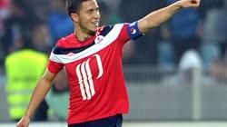 Hazard công khai ý định gia nhập Chelsea