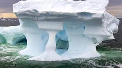 Những tuyệt tác bằng băng do thiên nhiên tạo thành