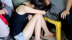 Hot girl tàn đời vì liên tục 'đập đá' với người tình
