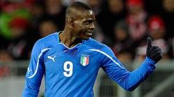 Balotelli quyết tỏa sáng tại Euro 2012