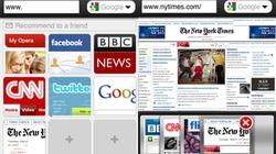Rộ tin đồn Facebook mua trình duyệt Opera