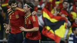 """Del Bosque kêu gọi Pique và Ramos """"đình chiến"""""""