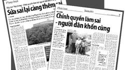 UBND tỉnh Hải Dương báo cáo Chính phủ vấn đề Báo NTNN nêu
