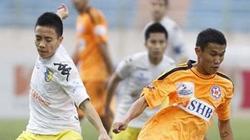 """Trước vòng 20 V.League 2012: """"Gà nhà"""" đá nhau"""