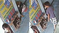 Bé trai 10 tuổi nghi trộm 100 triệu đồng card điện thoại