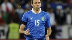 Italia thiệt quân trước thềm Euro