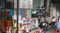 Mua thuốc lá ở Việt Nam: Dễ hơn mua kẹo