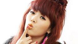 HyunA - sao Hàn sở hữu đôi môi đáng thèm muốn nhất