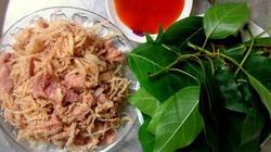 Thịt chua xứ Mường: Ăn mãi mà không ngấy