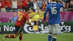 Xem lại những khoảnh khắc nghẹt thở trận Tây Ban Nha – Italia
