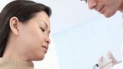 Giật mình - tiêm thuốc tránh thai