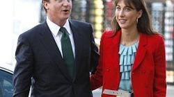 Vợ chồng Thủ tướng Anh quên… con ở quán rượu
