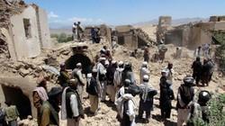 Afghanistan: Động đất mạnh, hơn 100 người mất tích