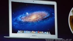 Apple trình diễn MacBook Air 2012