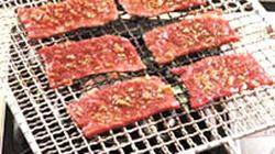 Thịt bò nướng kiểu Hàn thơm lừng ngày dịu mát