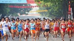 Phát động giải chạy báo Hà Nội mới 2012