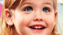Con gái của bom sex Nicole Smith giống mẹ như đúc