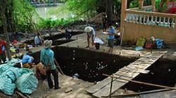 Tìm thấy nhà vệ sinh cổ hơn 3.500 tuổi ở Long An