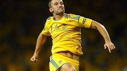 Shevchenko chia tay đội tuyển Ukraine