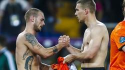 """Ngắm hình xăm """"độc"""" của các cầu thủ tại Euro 2012"""