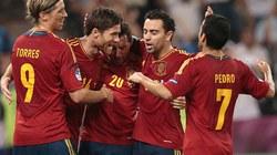 Chùm ảnh Alonso giúp Tây Ban Nha vào bán kết
