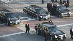 Quá nhiều limousine, chính phủ Mỹ khiến dư luận nổi sóng