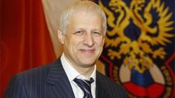 Chủ tịch LĐBĐ Nga từ chức sau Euro 2012