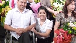 """Ngày gia đình Việt 28.6: """"Cặp đôi hoàn hảo"""" của người khuyết tật"""