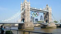 """London bắt đầu """"đếm ngược"""" đến Olympic"""