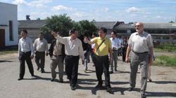 Đoàn cán bộ Hội ND Việt Nam làm việc với Hội ND Czech