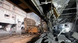 Hiện trường vụ nổ lò luyện sắt thép chết người ở Trung Quốc